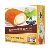 Buffalo-Style Chicken Kiev