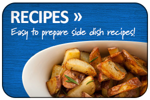 Easy to prepare side dish recipes!