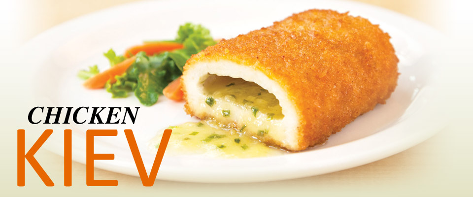 chicken kiev entree